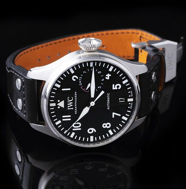 IWC Big Pilot's Watch, Fliger, Pilots Watch, Automatic Watch