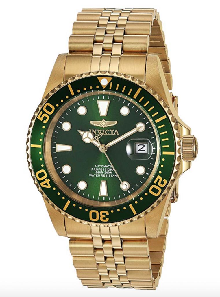 Invicta Watches, Invicta Pro-Diver, Automatic Watch, Analogue Watch, Swiss Watch
