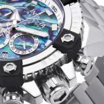 Invicta Watch, Analogue Watch, Skeleton Watch, Wristwatch, Swiss Watch