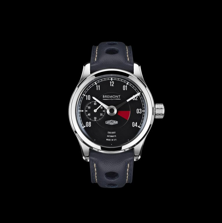 Bremont Watches, Automatic Watch, Swiss Watch, Analogue Watch, Black Strap