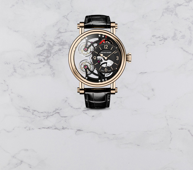 Speake-Marin, British Watch Brands, Gold Watch Dial, Unique Watch Design