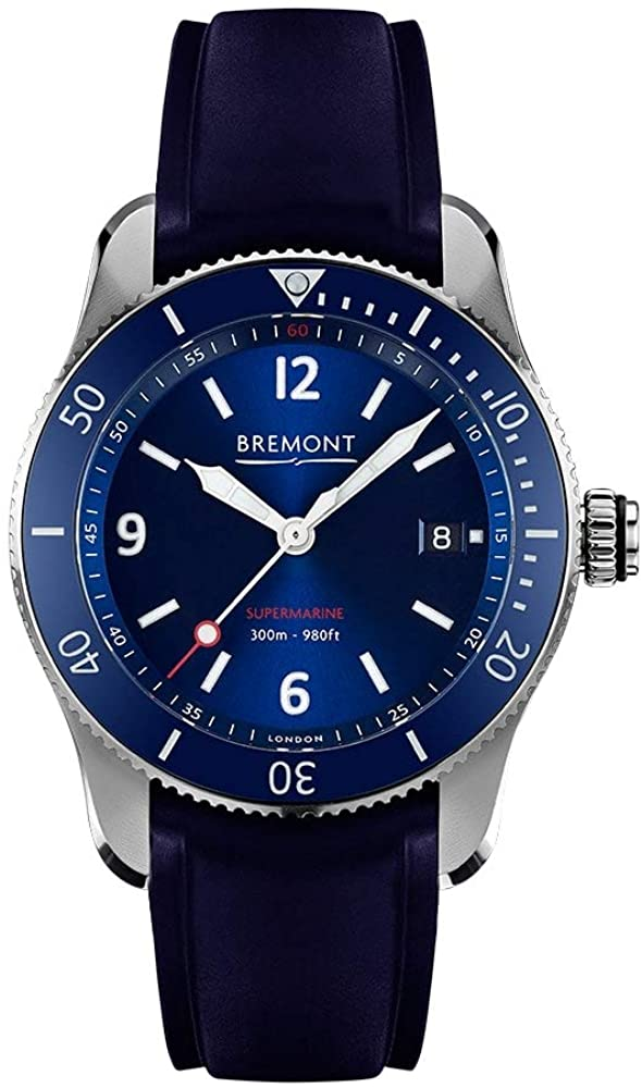 Bremont Supermarine, Bremont Watch, Dive Watch, Attractive, Steel Watch, Automatic Watch