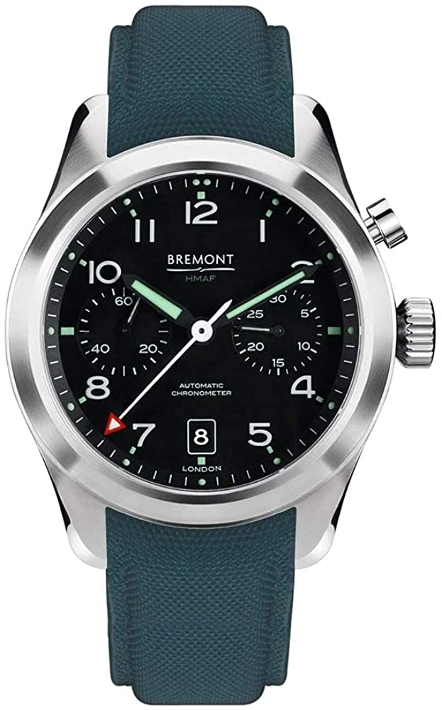 Bremont Armed Forces, Self-winding Watch, Automatic Watch, Swiss Watch, Chronograph