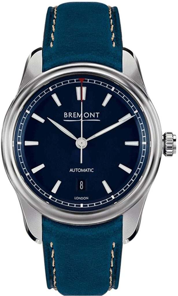 Bremont AIRCO, Luxury Watch, Stainless Steel Watch, Leather Watch