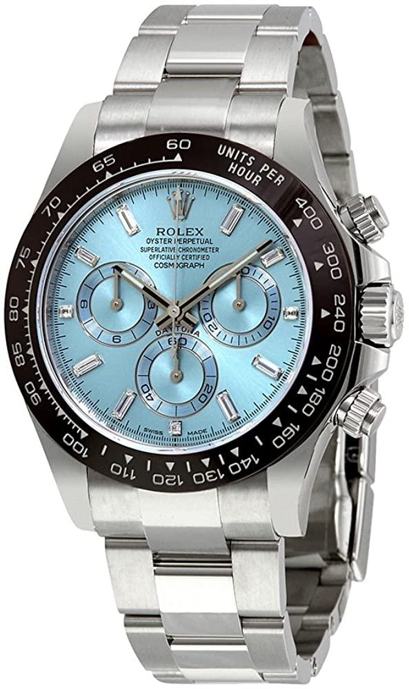 Rolex Cosmograph Daytona Watch, Swiss Watch, Luxury Watch, Steel Watch