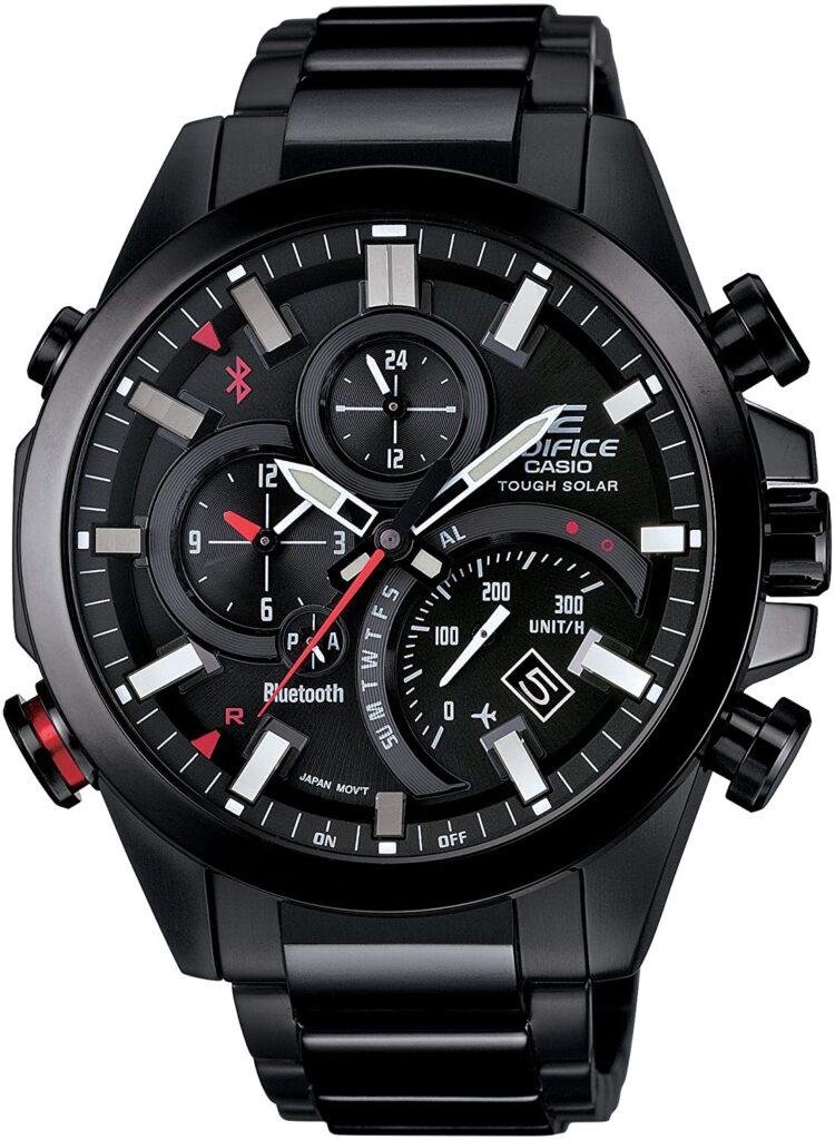 Casio Edifice Smartphone LinkEQB-501DC-1AJF, Casio Sports Watches, Modern Watch, Solar Watch, Durable Watch