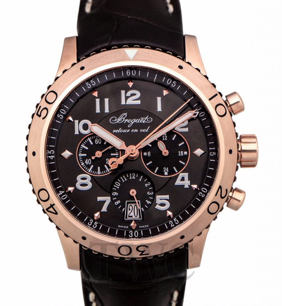 Breguet Transatlantique Type XXI Flyback Chronograph Watch