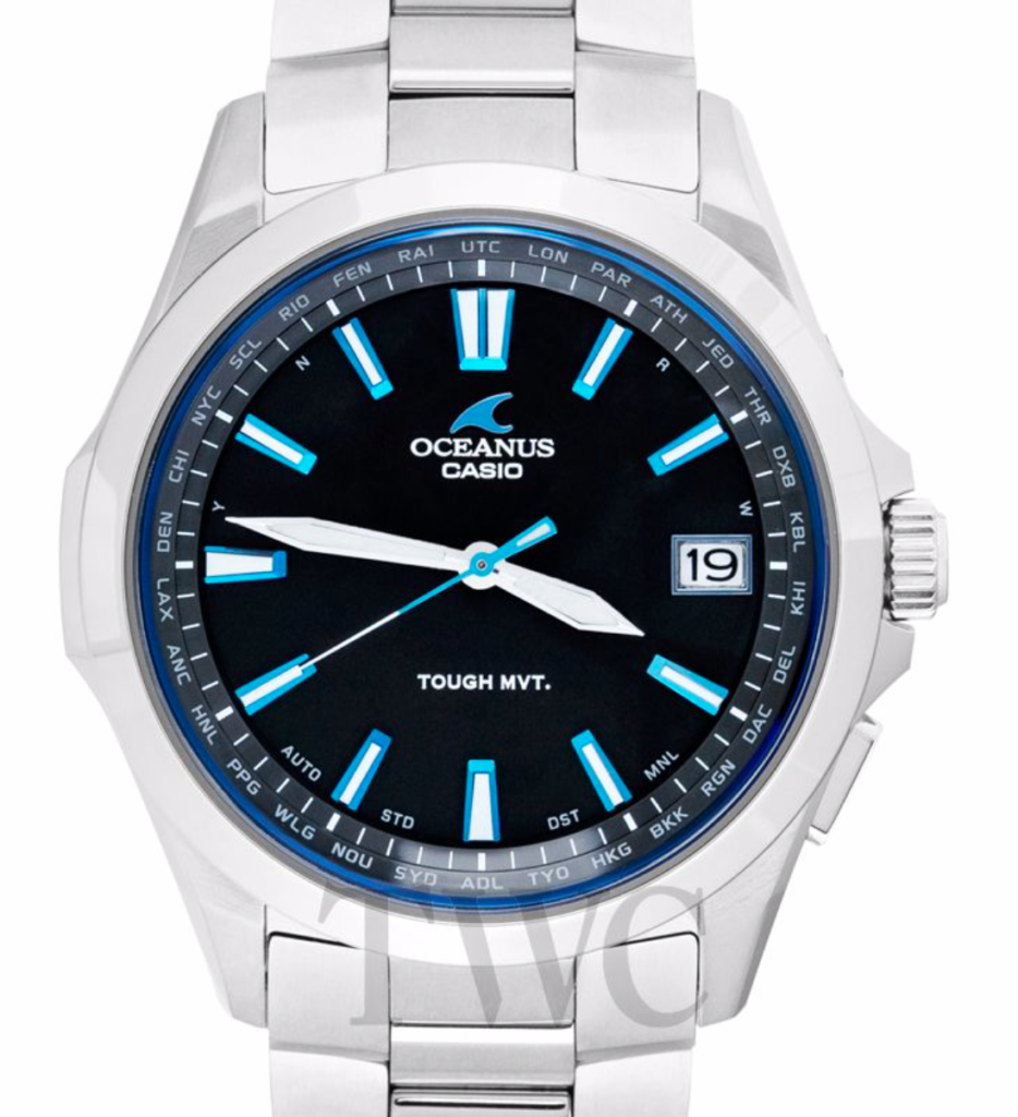 Casio Oceanus Climber Line Smart Access OCW-S100-1AJF, Casio Sports Watches
