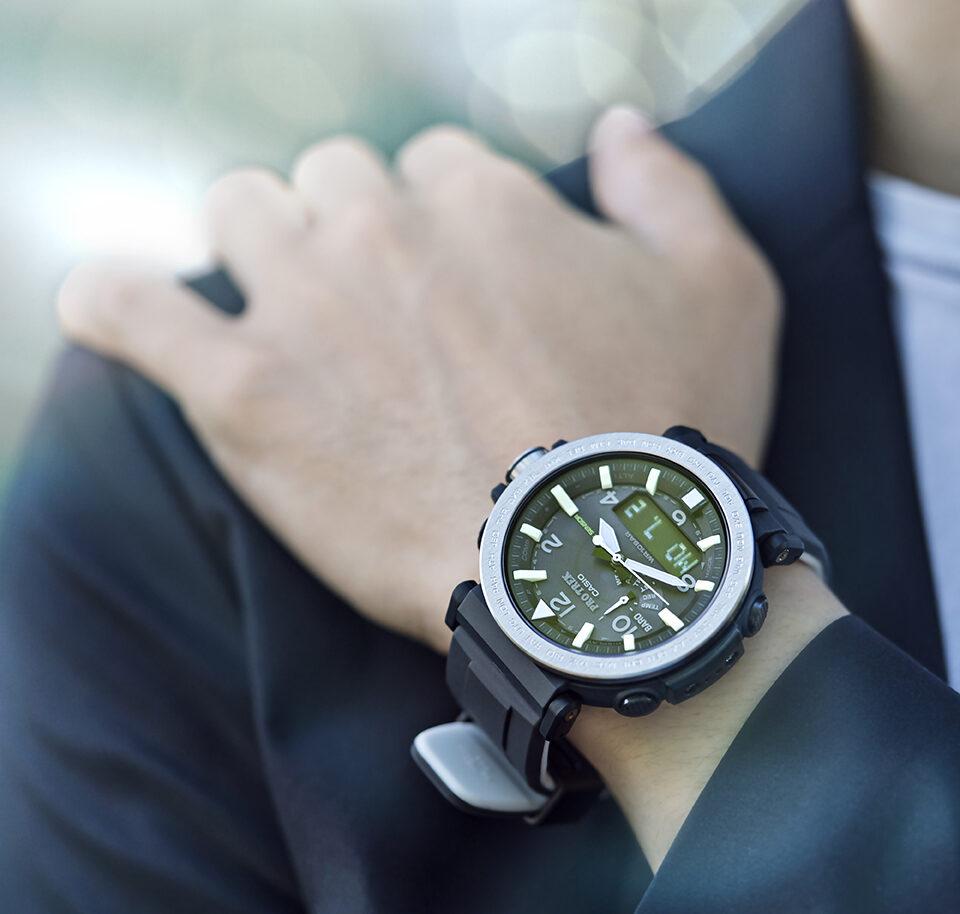 Casio Watch, Analogue Watch, Wristwatch, Modern Watch, Japanese Watch
