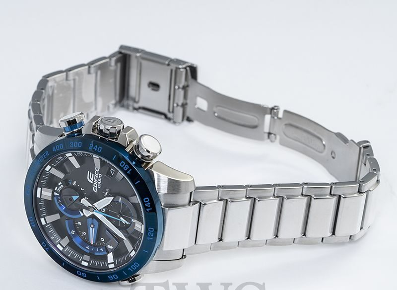 Casio Edifice Race Lap Chronograph, Casio Sports Watches, Blue Watch Dial, Modern Watch, Japanese Watch