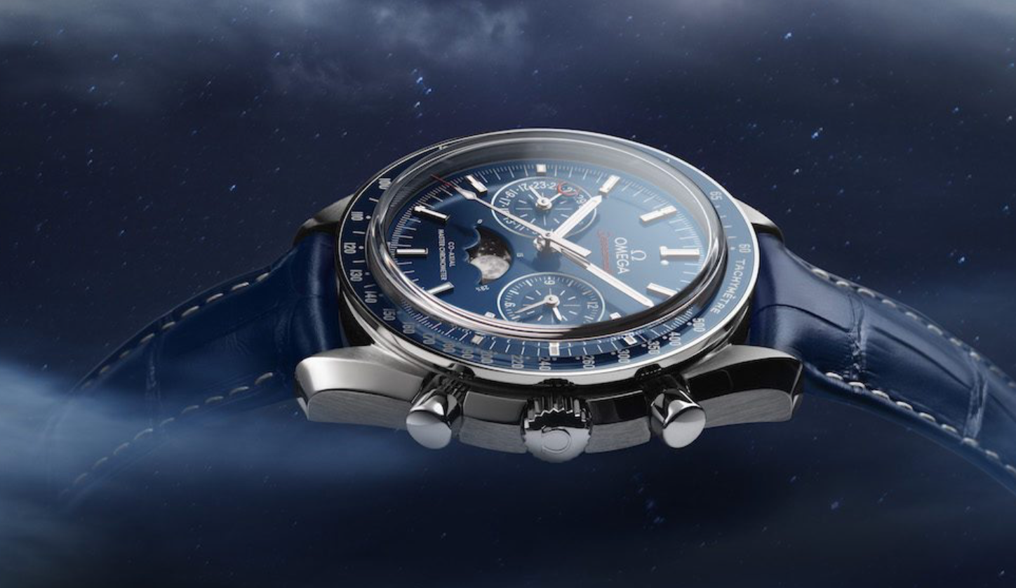 Get Moonstruck by These Moonphase Watches