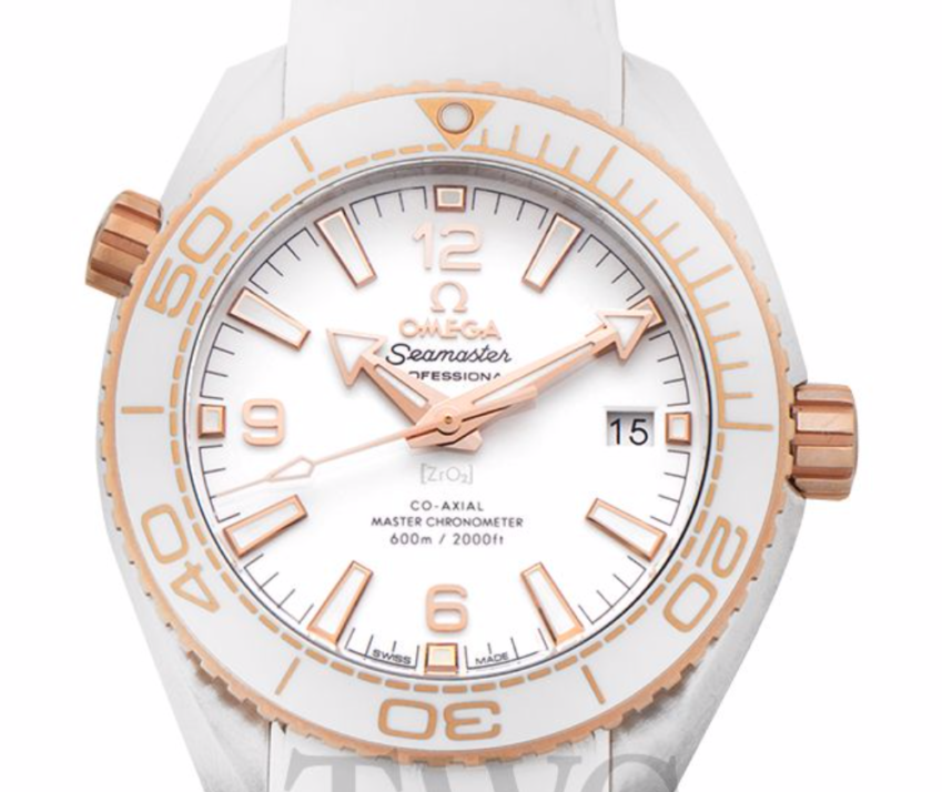 Omega Seamaster Planet Ocean 600M CoAxial Master Chronometer, Luxury Watch, Swiss Watch, Date Display