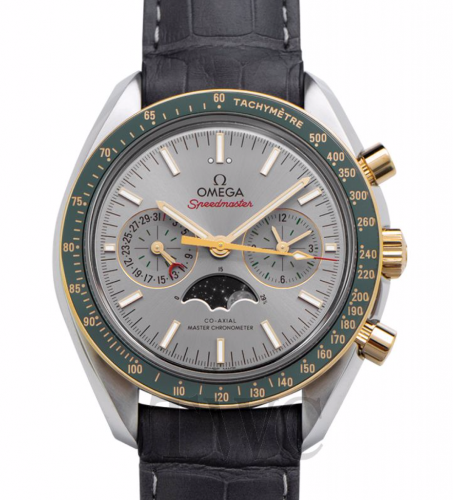 Omega Speedmaster Co‑Axial Master Chronometer Moonphase Chronograph