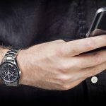 Omega Speedmaster Watch, Analogue Watch, Wristwatch, Modern Watch, Phone