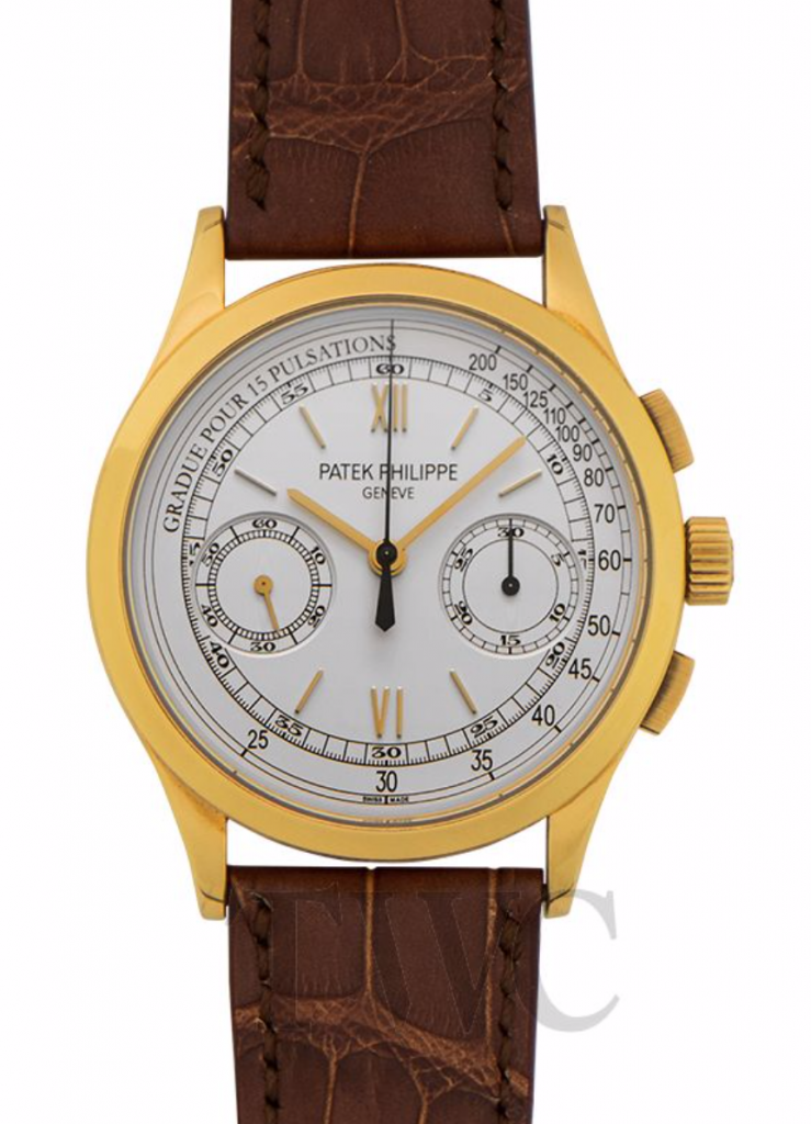 Patek Philippe Complications Chronograph Watch