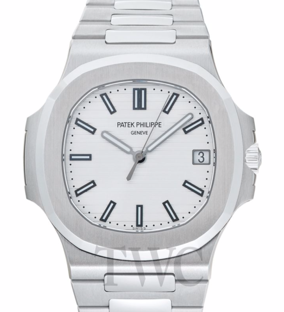 Patek Philippe Nautilus 5711/1A-oo1 Date/Sweep Seconds