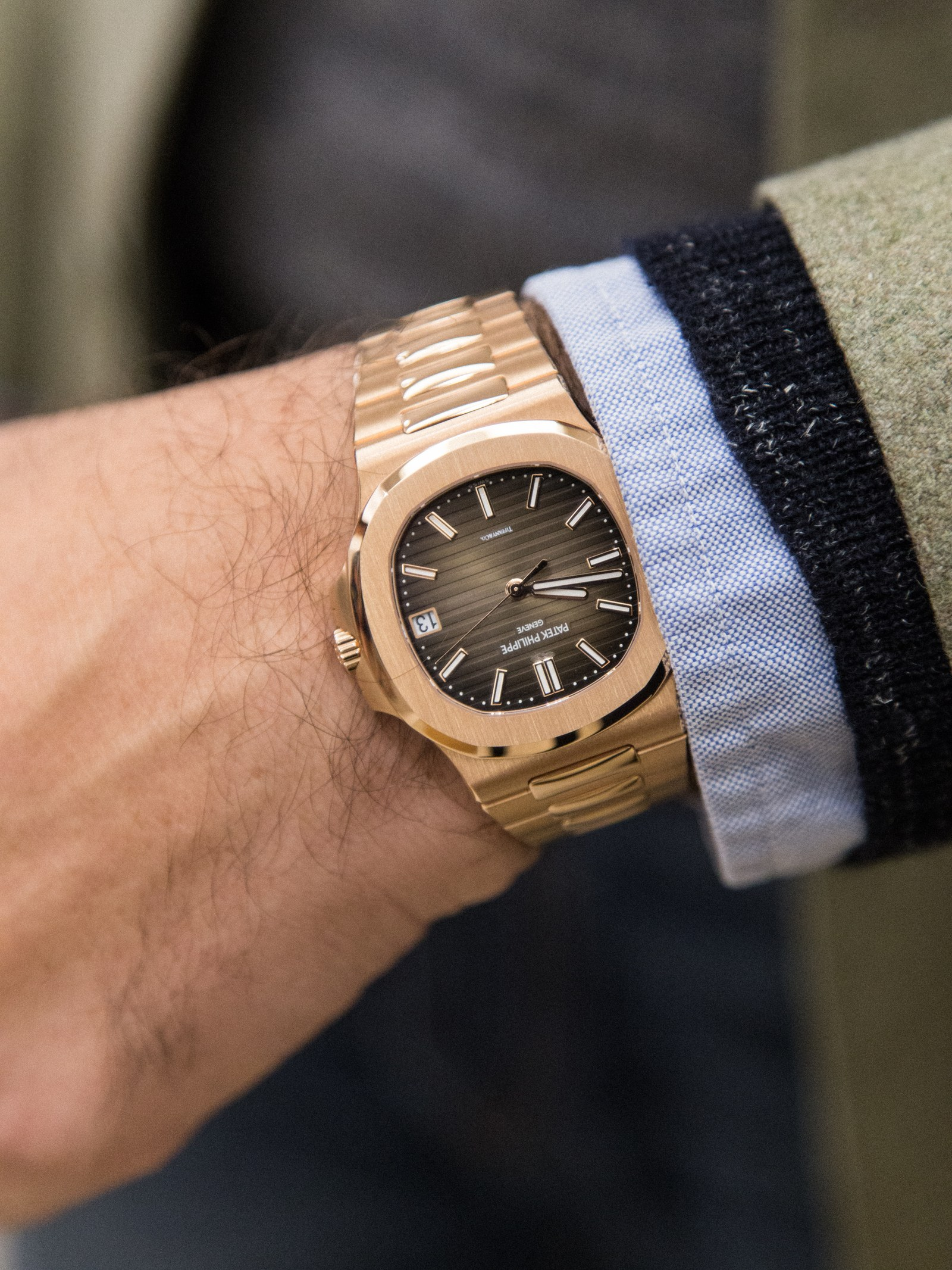 Top 7 Patek Philippe Nautilus for the Dashing Gentlemen