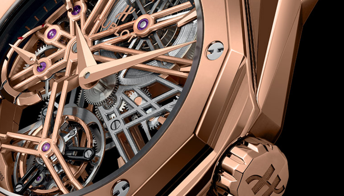 5 Best Skeleton Watches from Hublot