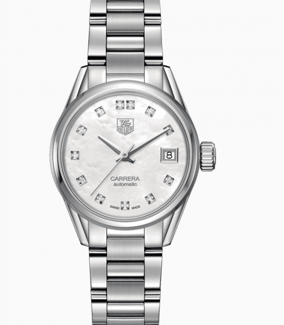TAG Heuer Carrera Ladies' Calibre 9