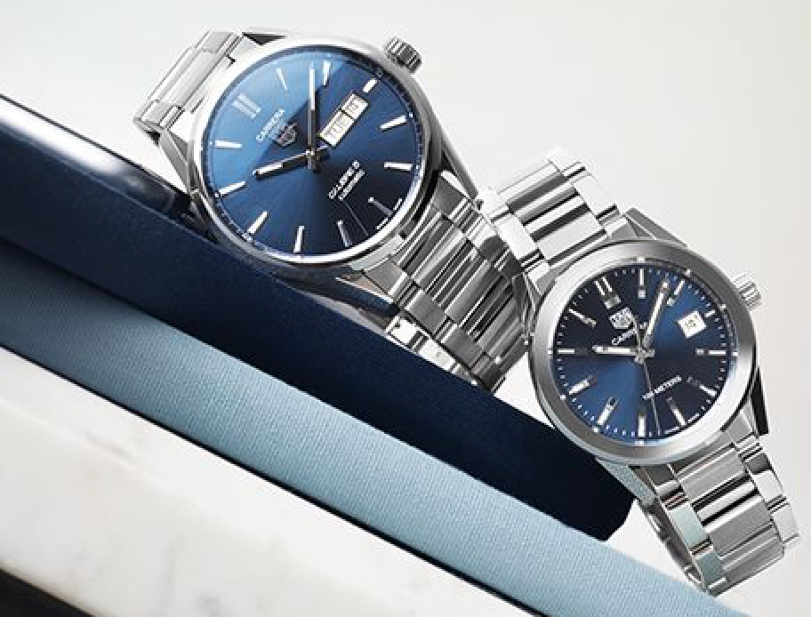 TAG Heuer Carrera: Our Top 12 Picks For Men & Women