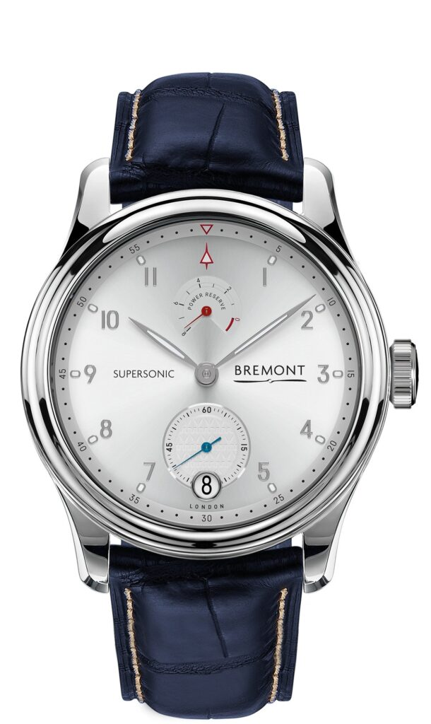 Bremont Supersonic, Bremont Watch, Manual, Blue Watch, Water-resistant Watch