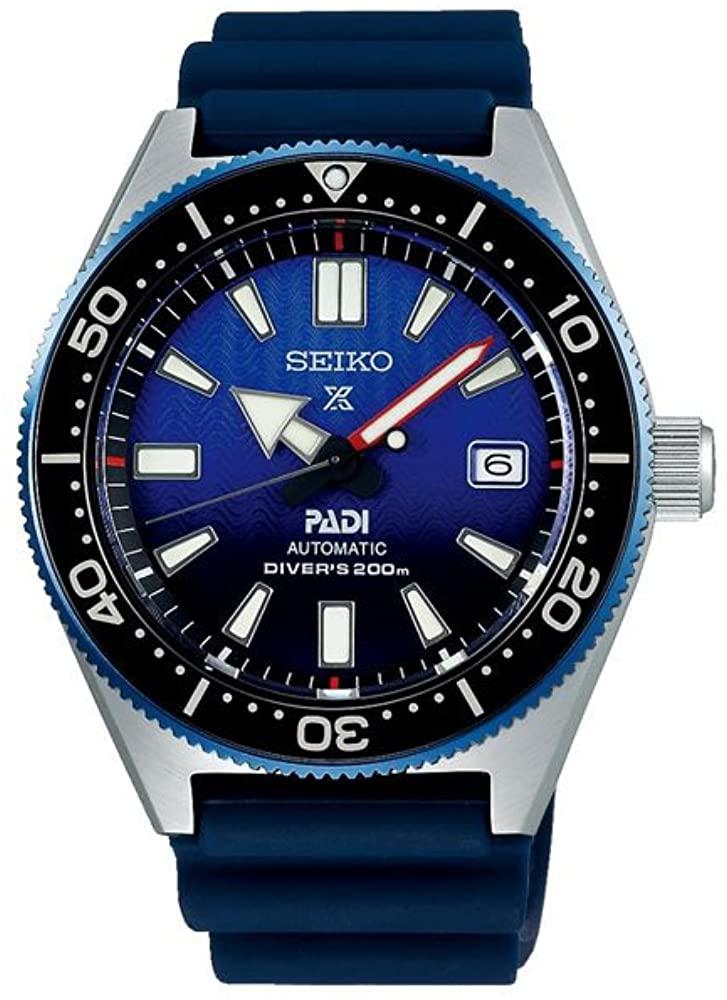 Seiko Prospex SBDC071, Seiko Dive Watch, Dark Watch, Water-resistant Watch, Date Display