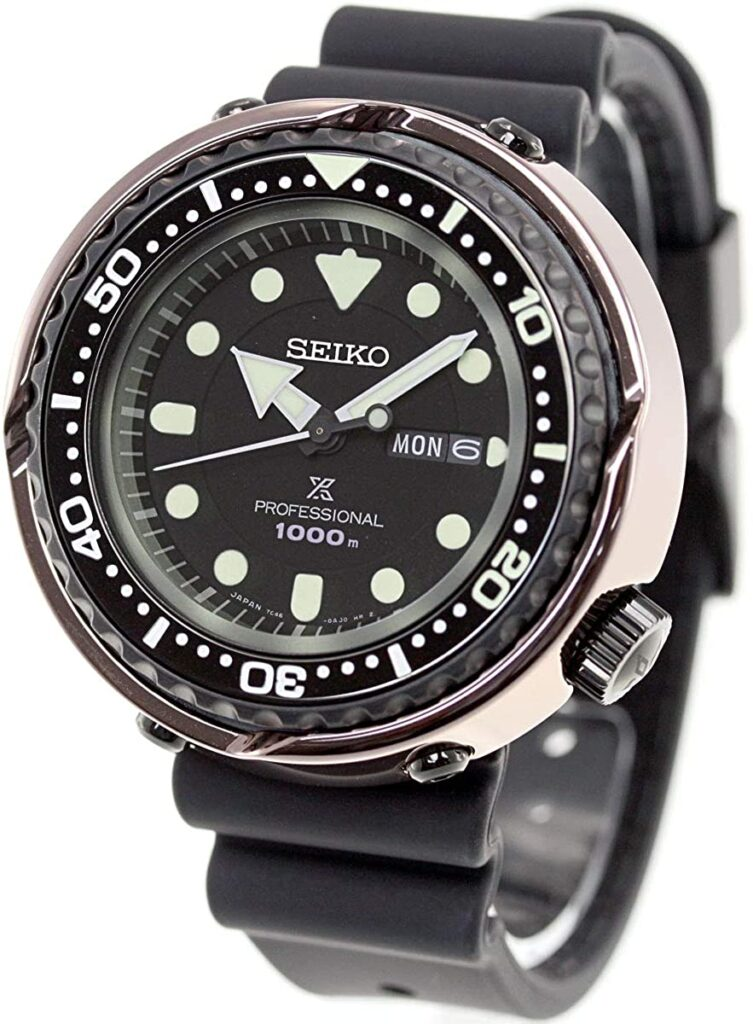 Seiko Prospex SBBN042, Seiko Dive Watches, Date Display, Japanese Watch, Sports Watch