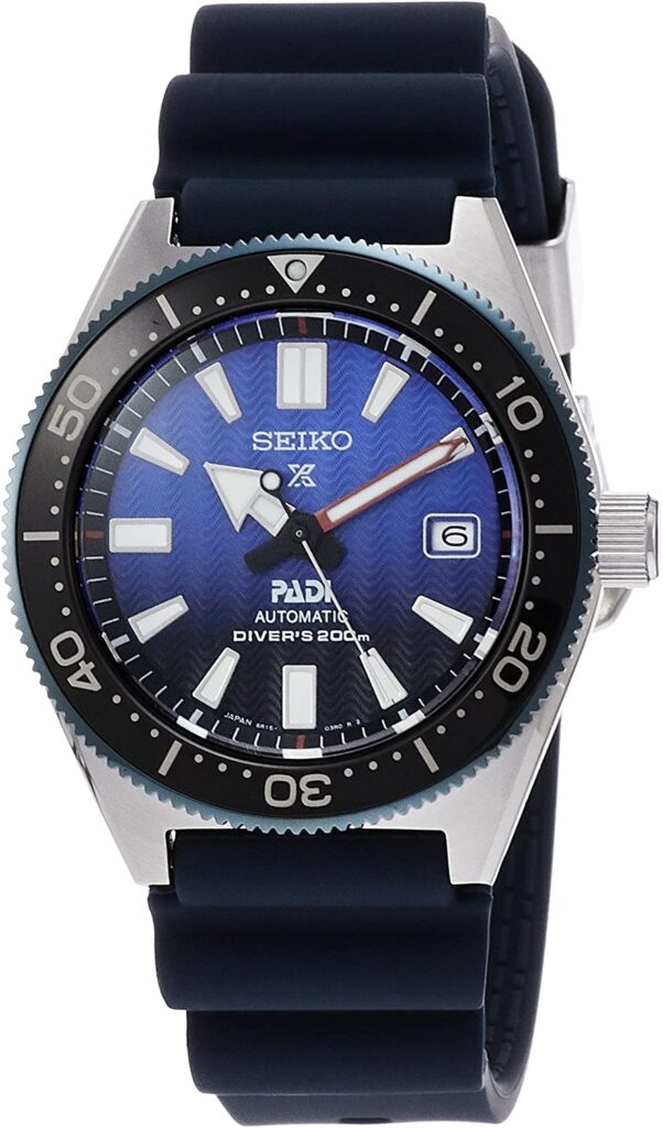 Seiko Prospex SBDC055, Seiko Dive Watch, Water-resistant Watch, Automatic Watch, Date Display