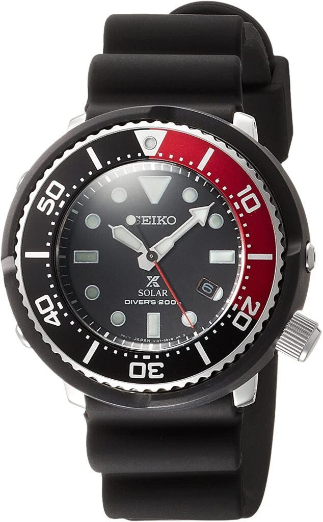 Seiko Prospex SBDN053, Seiko Dive Watch, Sports Watch, Solar Watch, Water-resistant Watch