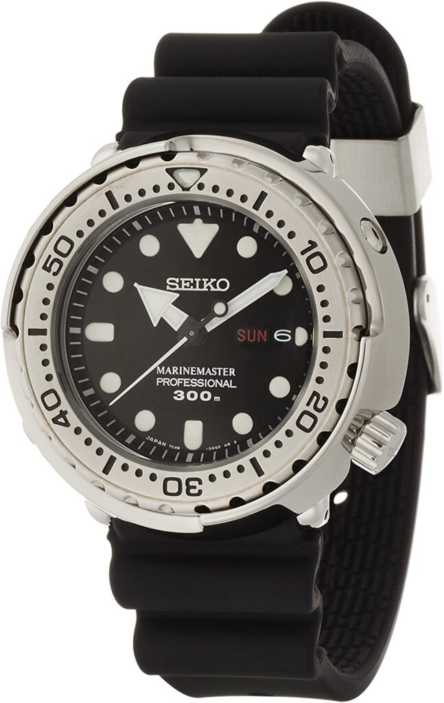 Seiko Prospex SBBN033, Seiko Dive Watches, Date Display, Water-resistant Watch, Japanese Watch