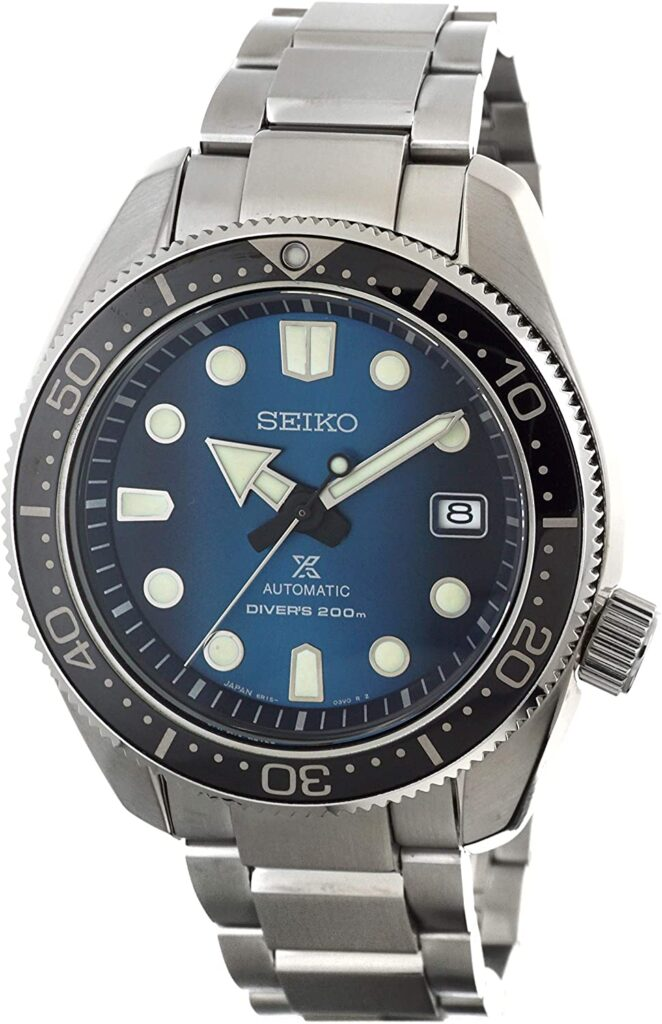 Seiko Prospex SBDC065, Seiko Dive Watch, Automatic Watch, Date Display, Water-resistant Watch