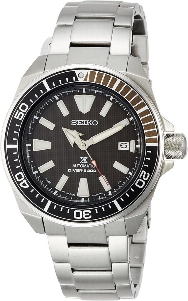 Seiko Prospex SBDY009, Seiko Dive Watch, Japanese Watch, Steel Watch, Automatic Watch
