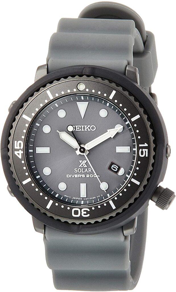 Seiko Prospex STBR023, Seiko Dive Watch, Solar Watch, Date Display, Sports Watch