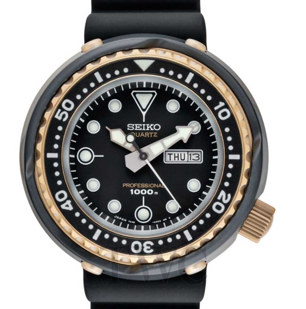 Seiko Prospex SBBN040, Seiko Dive Watch