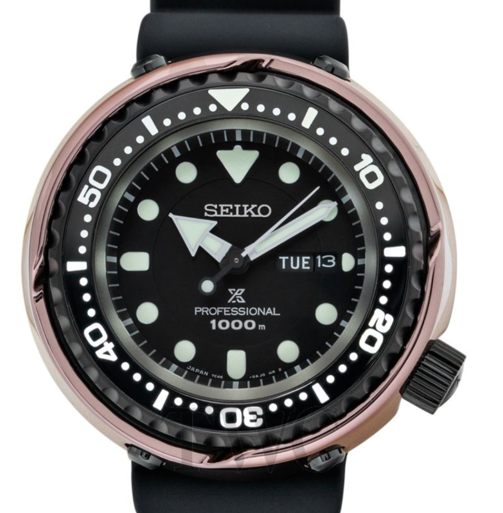 Seiko Prospex SBBN042, Seiko Dive Watches