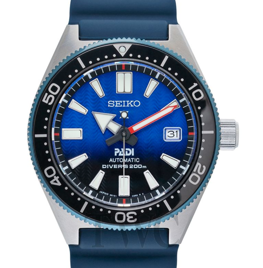 Seiko Prospex SBDC055, Seiko Dive Watch