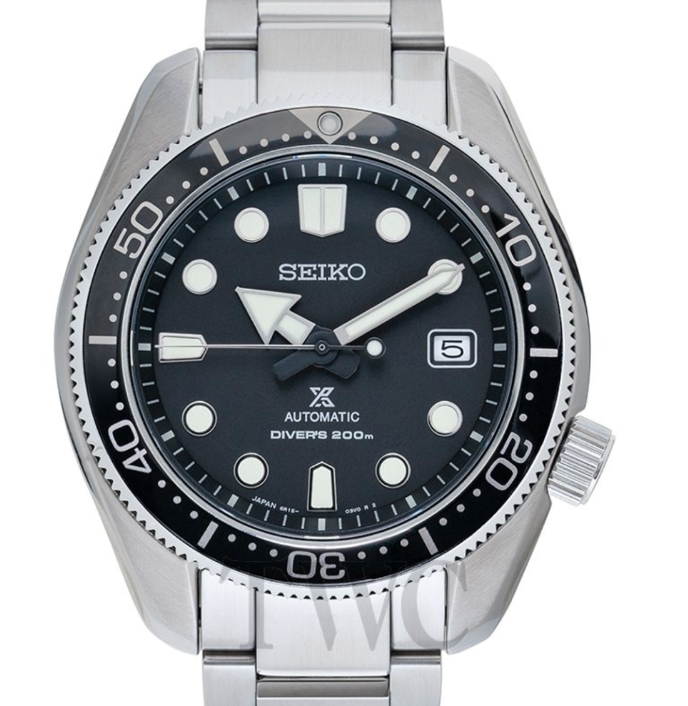 Seiko Prospex SBDC061, Seiko Dive Watch