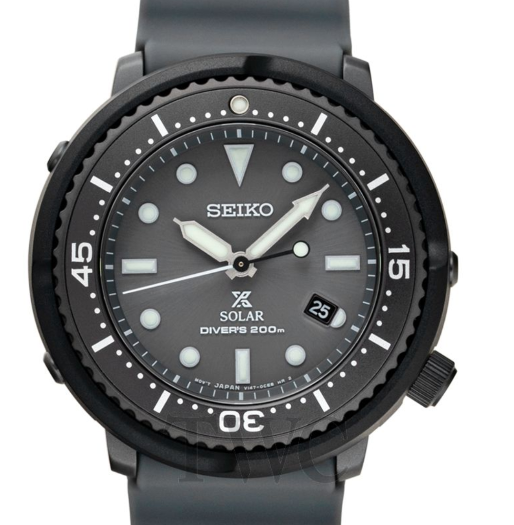 Seiko Prospex STBR023, Seiko Dive Watch