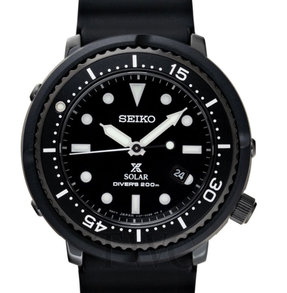 Seiko Prospex STBR025, Seiko Dive Watch