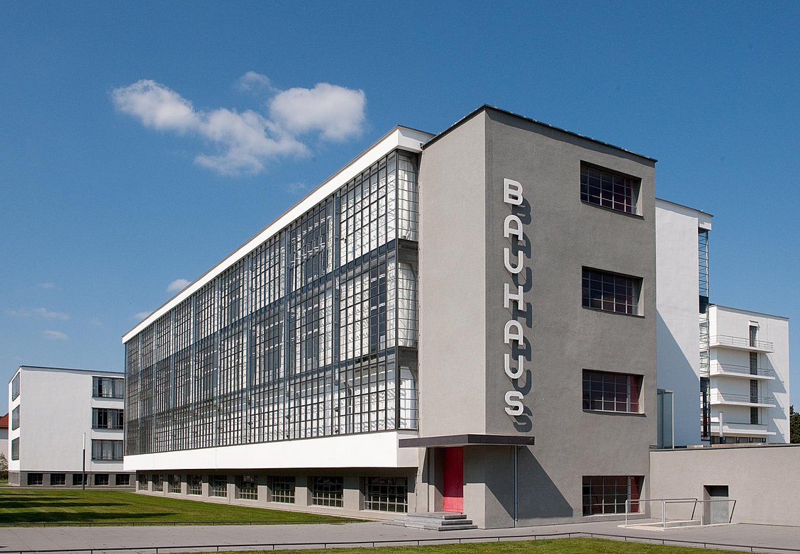 Bauhaus Building, German Watches