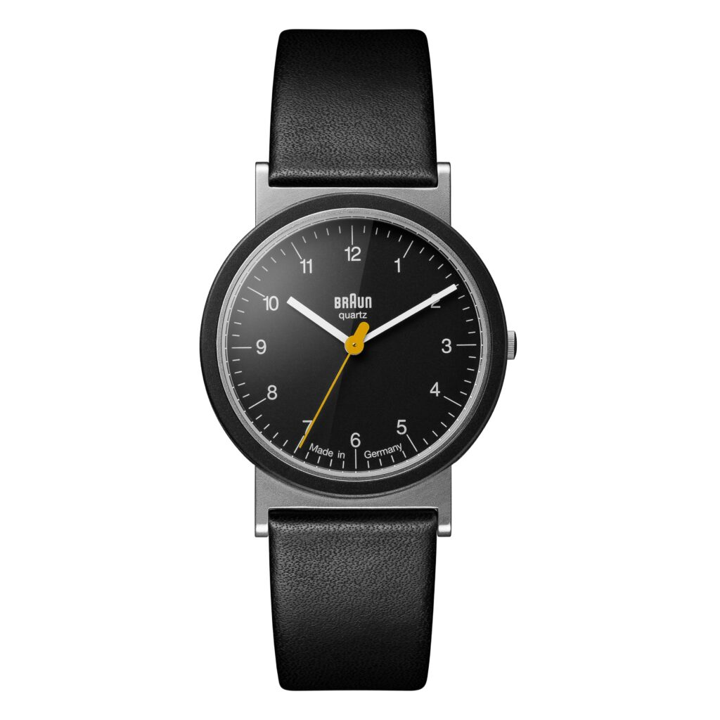 Braun AW 10, German watches