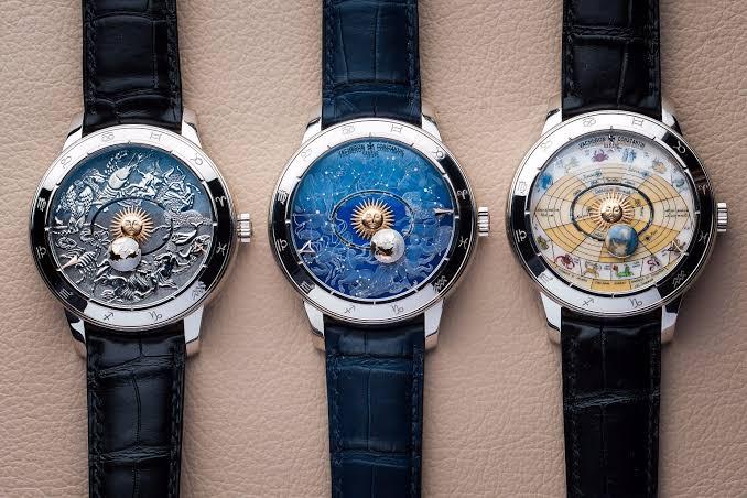 Vacheron Constantin Copernicus, Vacheron Constantin Watches
