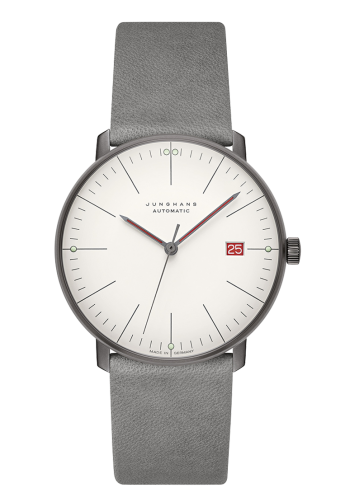 Junghans Max Bill, German watches