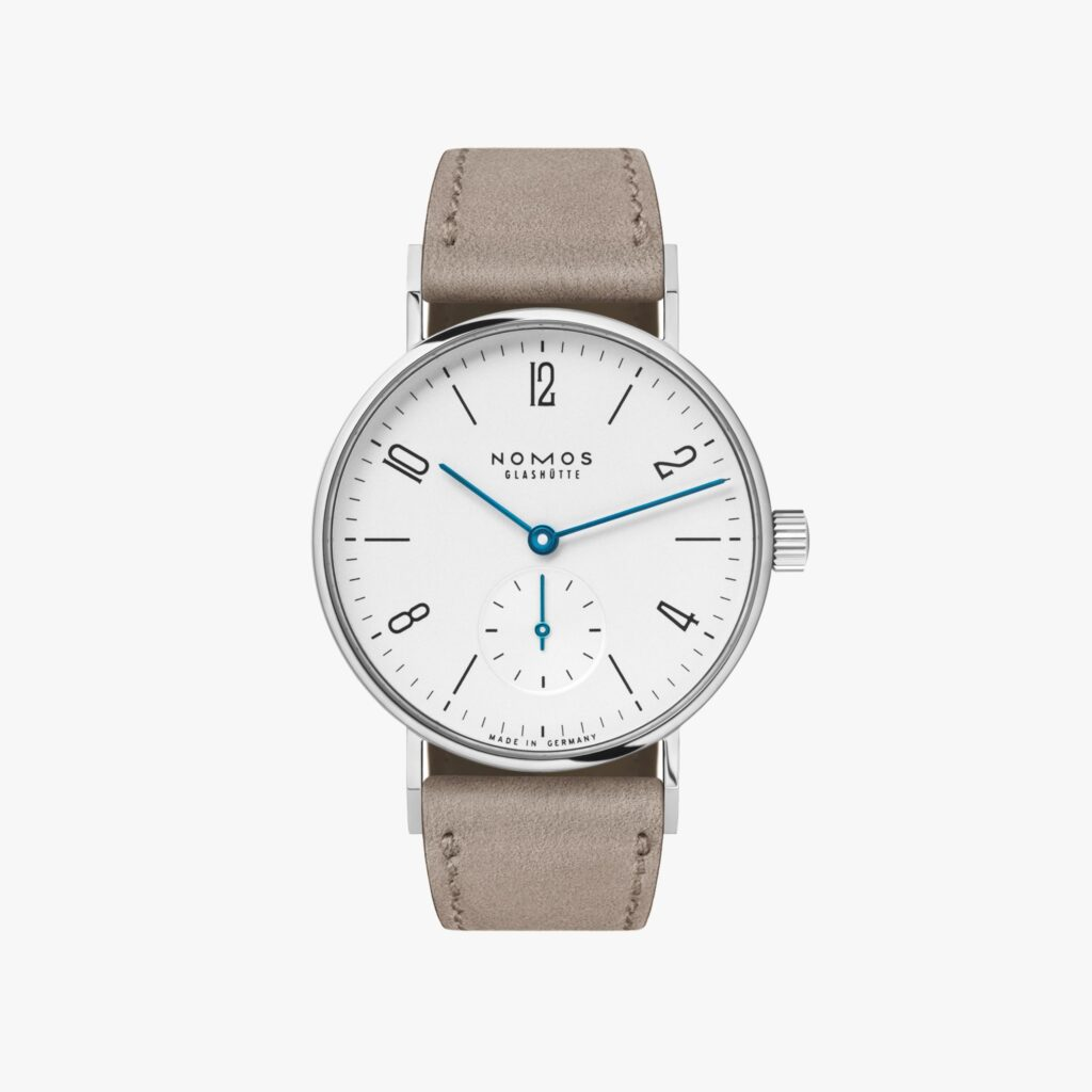 Nomos Tangente, German Watches, Analogue Watch, Leather Watch
