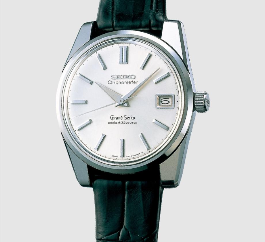 Grand Seiko Self-Dater, Seiko Chronometer