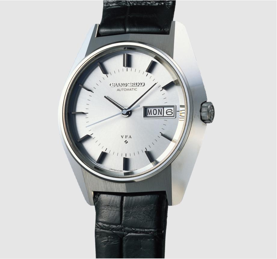 Grand Seiko VFA, Grand Seiko Watches
