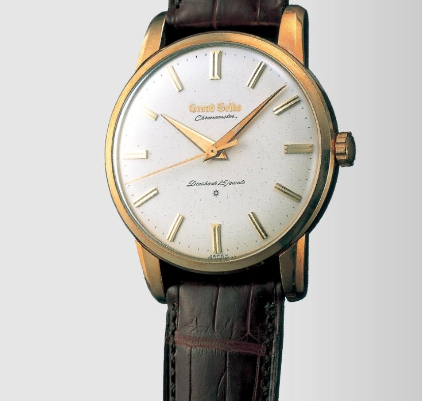 The First Grand Seiko, Grand Seiko Watches