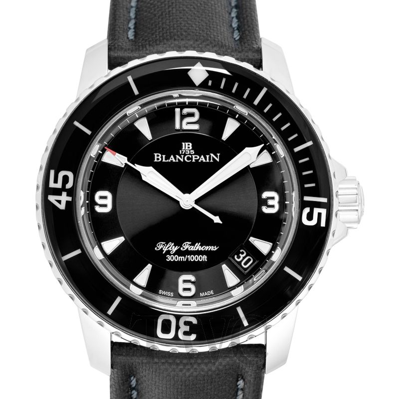 Blancpain Fifty Fathoms, Best Luxury Watch Brands