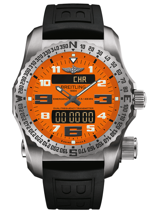 Breitling Emergency, Best Luxury Watches