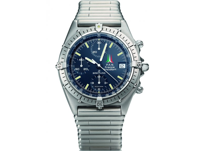 Breitling Frecce Tricolori, Breitling Chronomat Watches